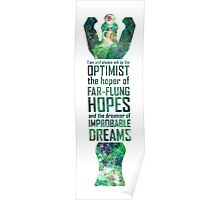 Dreamer of Improbable Dreams Poster