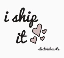 I Ship It ♥ by ElectricHearts