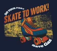 Skate to Work! by ThePencilClub