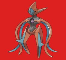 Deoxys by Stephen Dwyer