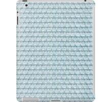 Bubble Wrap iPad Case/Skin