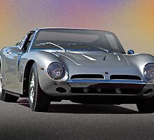 1966 Bizzarrini GT5300 Strada by DaveKoontz