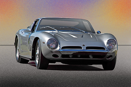 1966 Bizzarrini GT5300 Strada by DaveKoontz