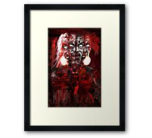 PLAGUE ! Framed Print