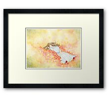Wizard of Oz - Poppies Framed Print