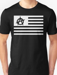 EyE AM Anarchy black for black Unisex T-Shirt