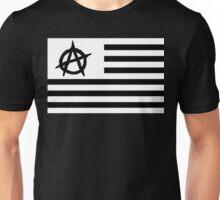 EyE AM Anarchy black for black Unisex T-Shirt