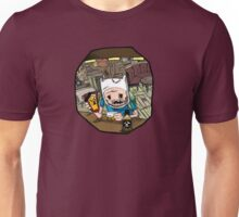 Adventure Timed Out Unisex T-Shirt