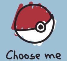 Choose me Baby Tee