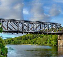 ROTHES, BOAT O BRIG RAILWAY BRIDGE by JASPERIMAGE