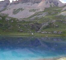 Ice Lake by Liane6161
