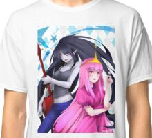 MARCELINE & PRINCESS BUBBLEGUM - ADVENTURE TIME Classic T-Shirt