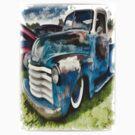 Chevy Truck by tvlgoddess