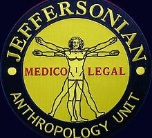Jeffersonian logo-Bones by KikkaT