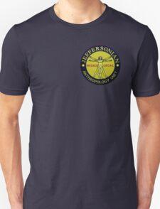 Jeffersonian logo-Bones Unisex T-Shirt