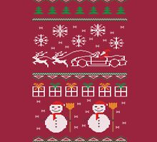 Ugly XMas Sweater - Mazda Miata Long Sleeve T-Shirt