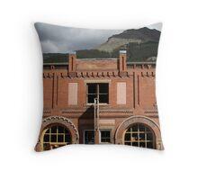 Silverton Old Livery Throw Pillow