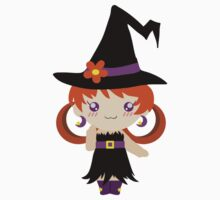 Little Witch Girl by SaradaBoru