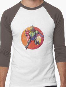 Damsel in Distress 2 Men's Baseball ¾ T-Shirt