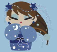 Moon Kokeshi Kids Clothes