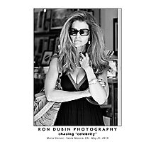 Maria Shriver - Subtle Beauty Photographic Print