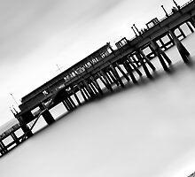 Deal Pier (Long Exposure) by Stephen Knowles