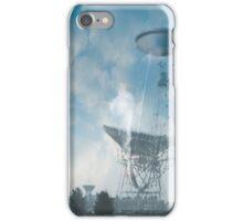 alien invasion iPhone Case/Skin