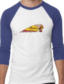 indian classic 3 Men's Baseball ¾ T-Shirt