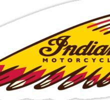 indian classic 3 Sticker