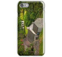 Cottages in the Trees iPhone Case/Skin