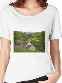 Cottages in the Trees Women's Relaxed Fit T-Shirt