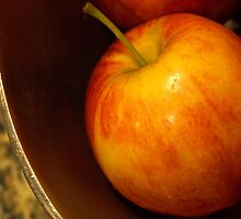 Apples in a Bowl by AlexTorres