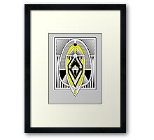 The Wasp Framed Print