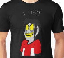 TudykTurbo - I Lied (Dark) Unisex T-Shirt