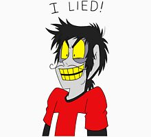 TudykTurbo - I Lied (Light) Unisex T-Shirt