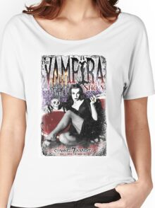 The Vampira Show.  Women's Relaxed Fit T-Shirt
