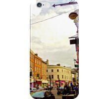 Cork City Street Scene 001  iPhone Case/Skin