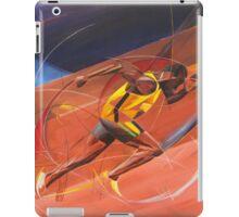 Faster iPad Case/Skin