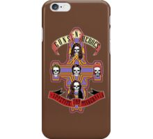 Appetite for Misbehavin' iPhone Case/Skin