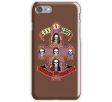 Appetite for Misbehavin' iPhone Case/Skin