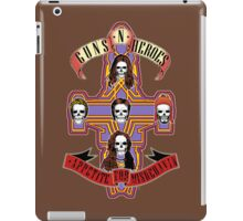 Appetite for Misbehavin' iPad Case/Skin