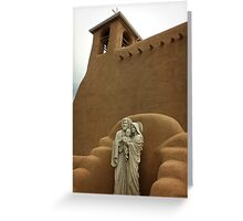 Righteous and Mercy Greeting Card