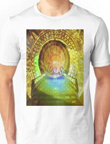 mayan time travel machine Unisex T-Shirt