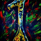 The Giraffe  by AdagioArt
