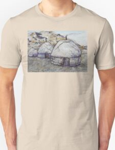 Sunrise at the Ger Camp T-Shirt