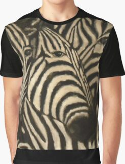 the zebras Graphic T-Shirt