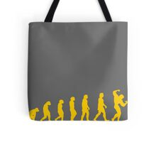 evolution muscle Tote Bag