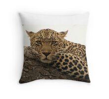 Karula - Peaceful Throw Pillow
