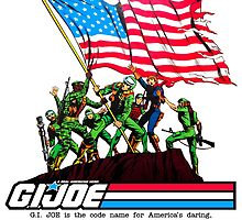 G.I. Joe 1982 - Stars and Stripes Forever by atomicthumbs78