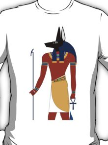 Anubis in Ancient Egypt T-Shirt